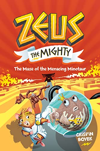 Zeus The Mighty 2 By National Geographic Kids