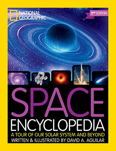 Space Encyclopedia (Update) By National Geographic Kids
