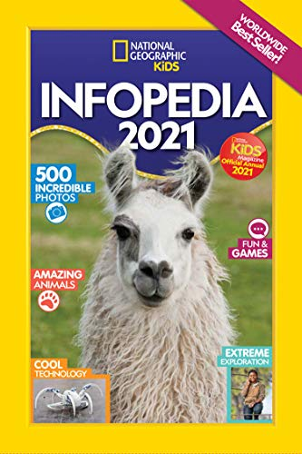 Infopedia 2021 By National Geographic Kids