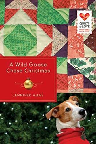 A Wild Goose Chase Christmas By Jennifer Allee