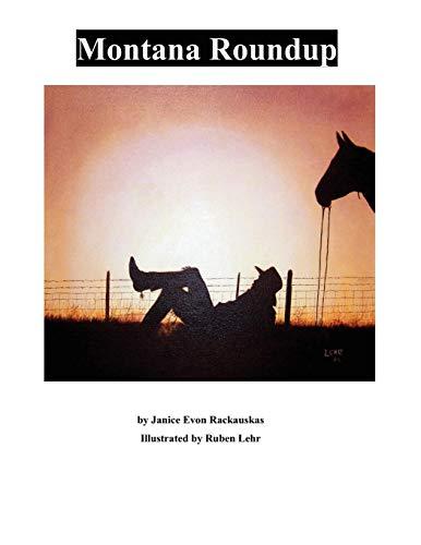 Montana Roundup By Janice Evon Rackauskas