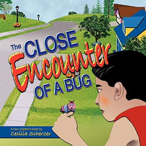 The Close Encounter of a Bug By Cecilia Scherzer