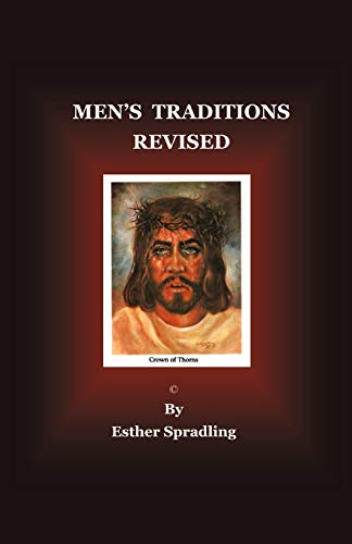 Men's Traditions By ESTHER SPRADLING