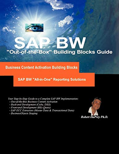 """SAP BW """"All-in-One"""" Reporting Solutions By Robert DuPrey Ph.D."""