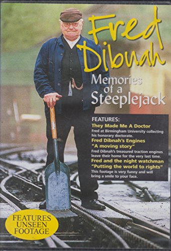 FRED DIBNAH Memories Of A Steeplejack - Special Gift Issue-WHSmith Exclusive By Unknown
