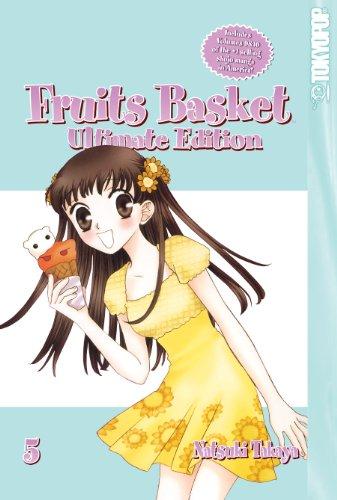 Fruits Basket By Natsuki Takaya