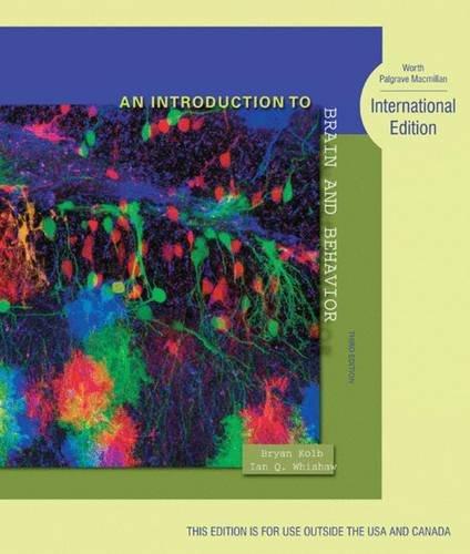 brain behavior study guide