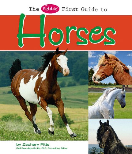 The Pebble First Guide to Horses By Zachary Pitts