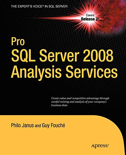 Pro SQL Server 2008 Analysis Services By Philo Janus