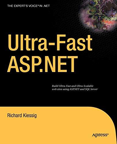 Ultra-fast ASP.NET By Rick Kiessig