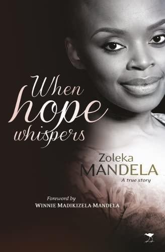 When hope whispers By Zoleka Mandela