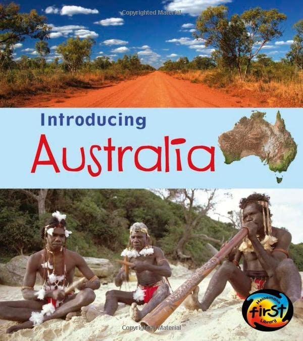 Introducing Australia von Anita Ganeri