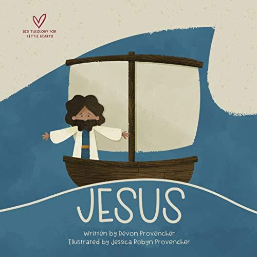 Jesus By Devon Provencher