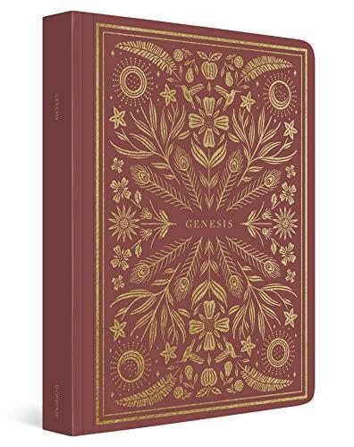 ESV Illuminated Scripture Journal: Genesis By Crossway