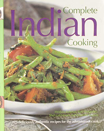 Best Ever Indian Cookbook By mridula-baljekar