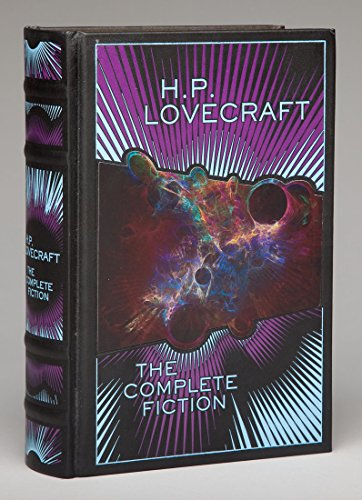 H.P. Lovecraft: The Complete Fiction (Barnes & Noble Leatherbound Classics) (Barnes & Noble Leatherbound Classic Collection) By H. P. Lovecraft
