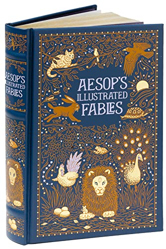 Aesop's Illustrated Fables (Barnes & Noble Collectible Classics: Omnibus Edition) By Aesop