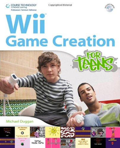 Wii Game Creation for Teens By Mike Duggan
