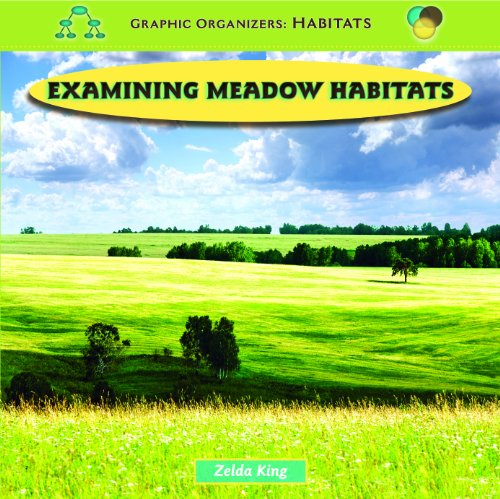 Examining Meadow Habitats By Zelda King