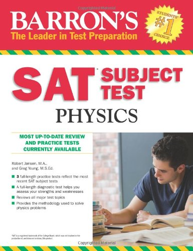 SAT Subject Test Physics by Greg Young
