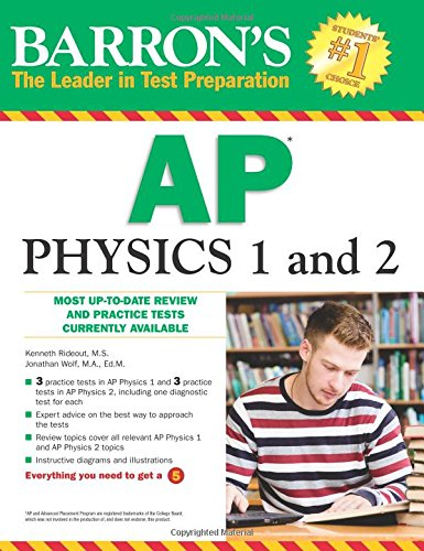 Ap Physics 1 and 2 By Kenneth Rideout, M.S.