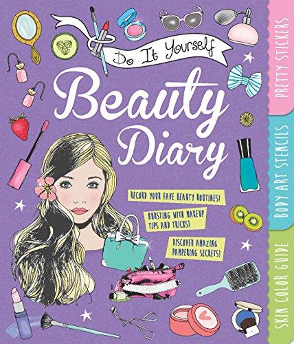 Do It Yourself Beauty Diary By Caroline Rowlands