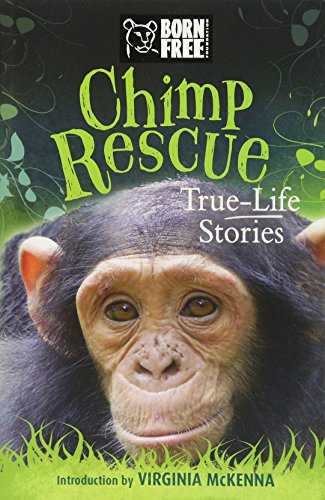 Chimp Rescue By Jess French
