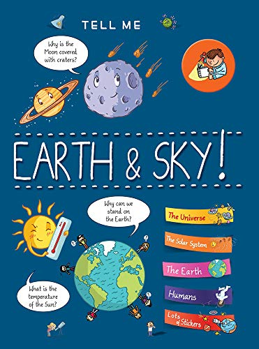 Tell Me Earth and Sky By Sophie de Mullenheim