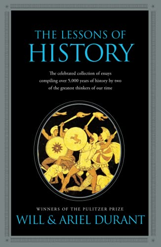 Lessons of History By Will Durant