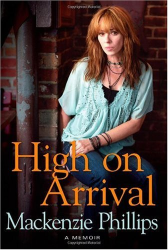 High on Arrival by Phillips, Mackenzie Book The Cheap Fast Free Post