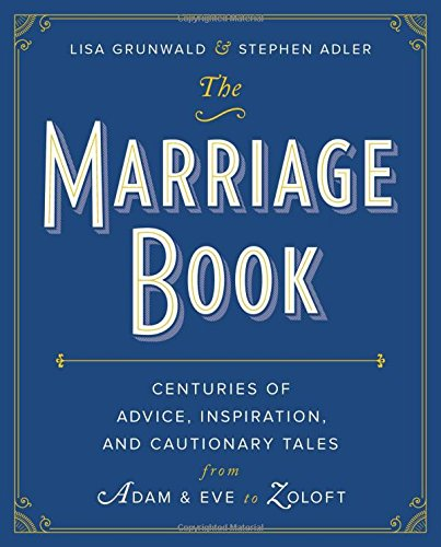The Marriage Book By Lisa Grunwald