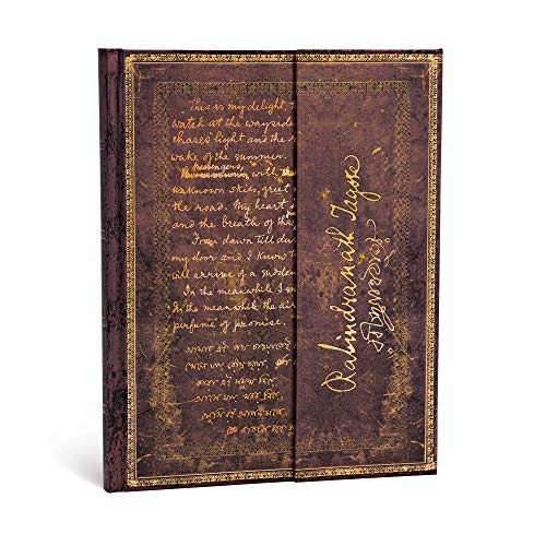 Emb, Tagore, Gitanjali, Ultra, Lin By Paperblanks
