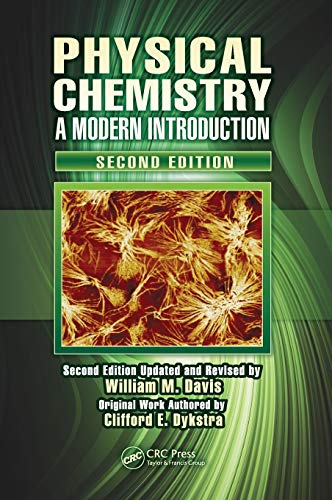 Physical Chemistry By William M. Davis (Texas Lutheran University, Seguin, USA)