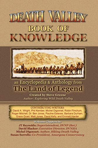 Death Valley Book of Knowledge By Dr Steve Greene