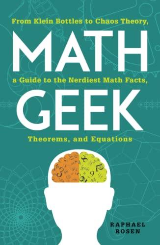 Math Geek By Raphael Rosen