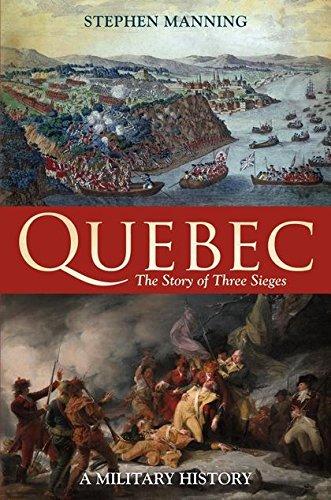 Quebec By Stephen Manning