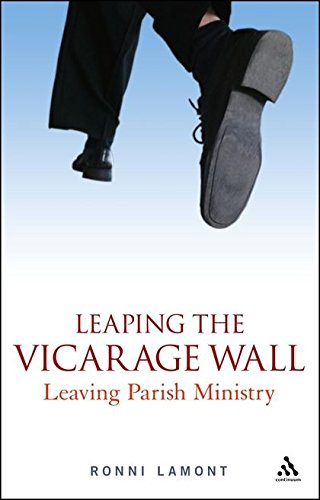 Leaping the Vicarage Wall By Ronni Lamont