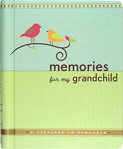 Memories for My Grandchild Organizer by Suzanne Zenkel
