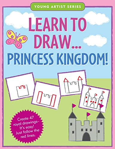 Learn to Draw...Princess! By Inc Peter Pauper Press