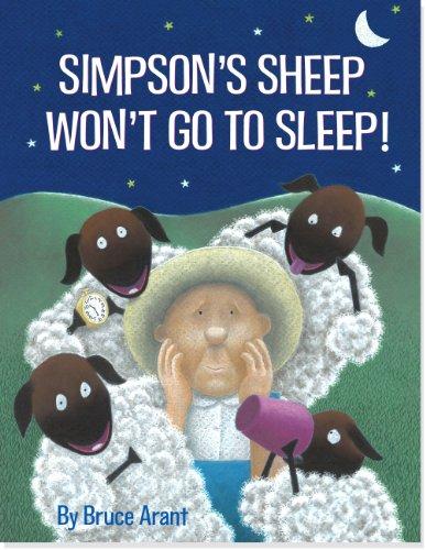 Simpson's Sheep Won't Go to Sleep! By Bruce Arant