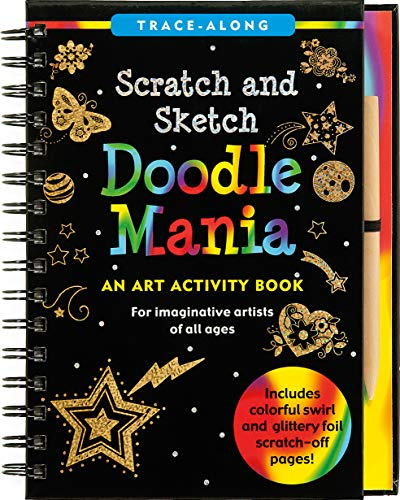 Doodle Mania By Created by Inc Peter Pauper Press