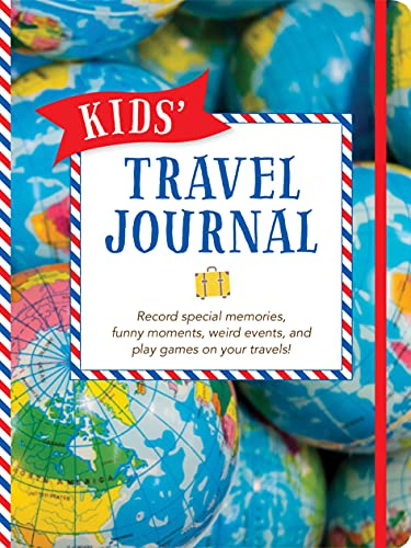 Kids' Travel Journal By Created by Peter Pauper Press