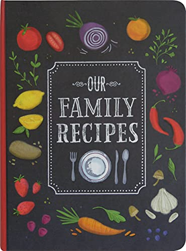 Our Family Recipes By Inc Peter Pauper Press