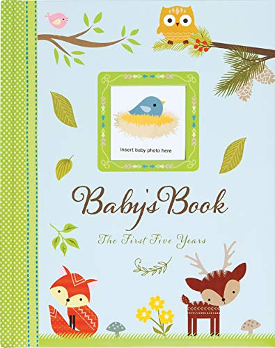 Baby Bk 1st 5 Year Woodland Friend By Inc Peter Pauper Press