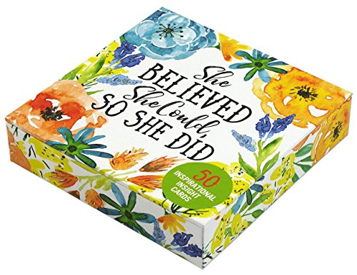 She Believed She Could So She By Created by Inc Peter Pauper Press