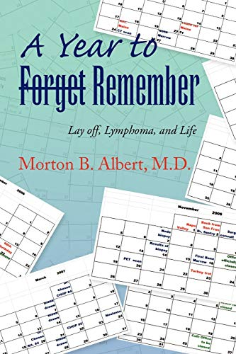 A Year to Forget Remember By Morton B M D Albert