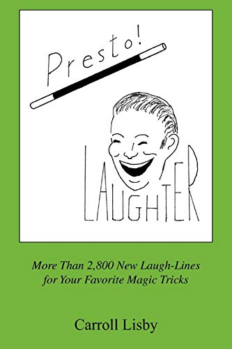 Presto! Laughter By Carroll Lisby