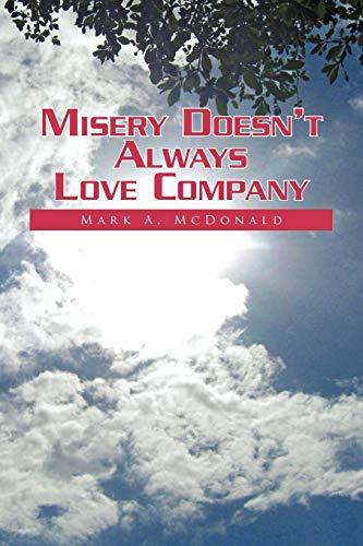 Misery Doesn't Always Love Company By Mark A McDonald (Associate Professor, Department of Sport Management, Isenberg School of Management, University of Massachusetts, Amherst, Massachusetts)
