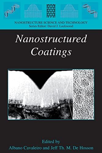 Nanostructured Coatings By Albano Cavaleiro