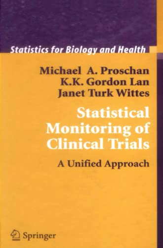 Statistical Monitoring of Clinical Trials By Michael A. Proschan